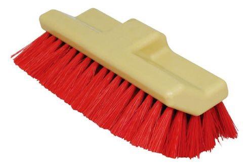 """Winco BRF-10R Floor Brush 10"""""""