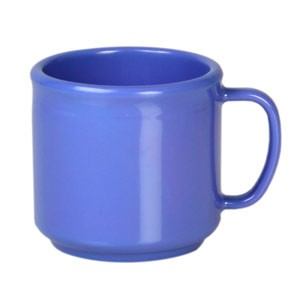 Thunder Group CR9035BU Purple Melamine Mug 10 oz.