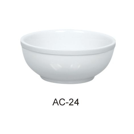 Yanco ac-24 Abco 10 oz. Nappie Bowl