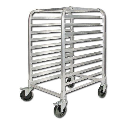 10 Tier Aluminum Sheet Pan Rack