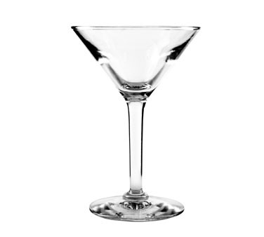 Anchor Hocking H037525 10 oz. Ashbury Martini Glass