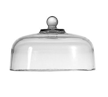"Anchor Hocking 340Q 11.25"" Glass Cake Dome"