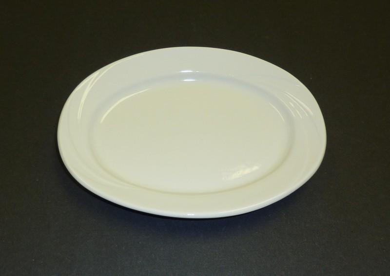 "Yanco MM-13 Miami 11 3/4"" Oval Platter"