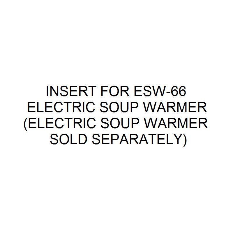 11Qt S/S Insert Fits Esw-66