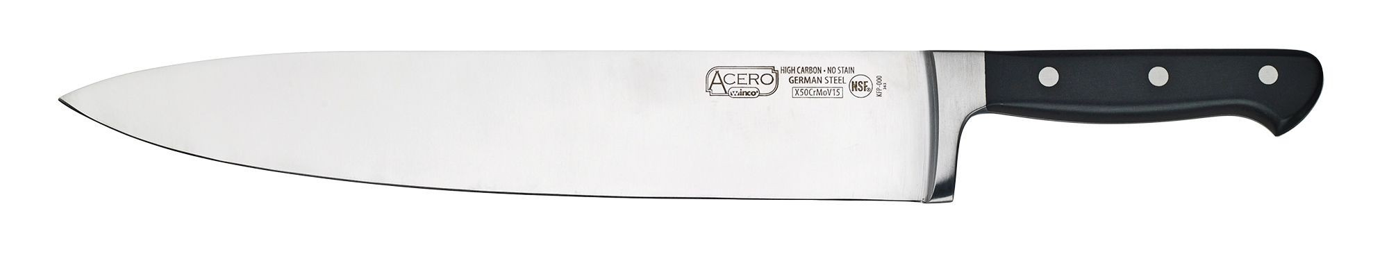 Winco KFP-120 Chef Knife 12""