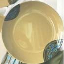 "Yanco JP-1312 Japanese 12"" Round Plate"