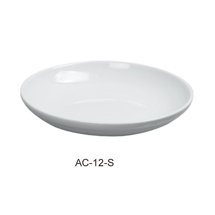 "Yanco AC-12-S Abco 12"" Salad /Pasta Bowl 62 oz."