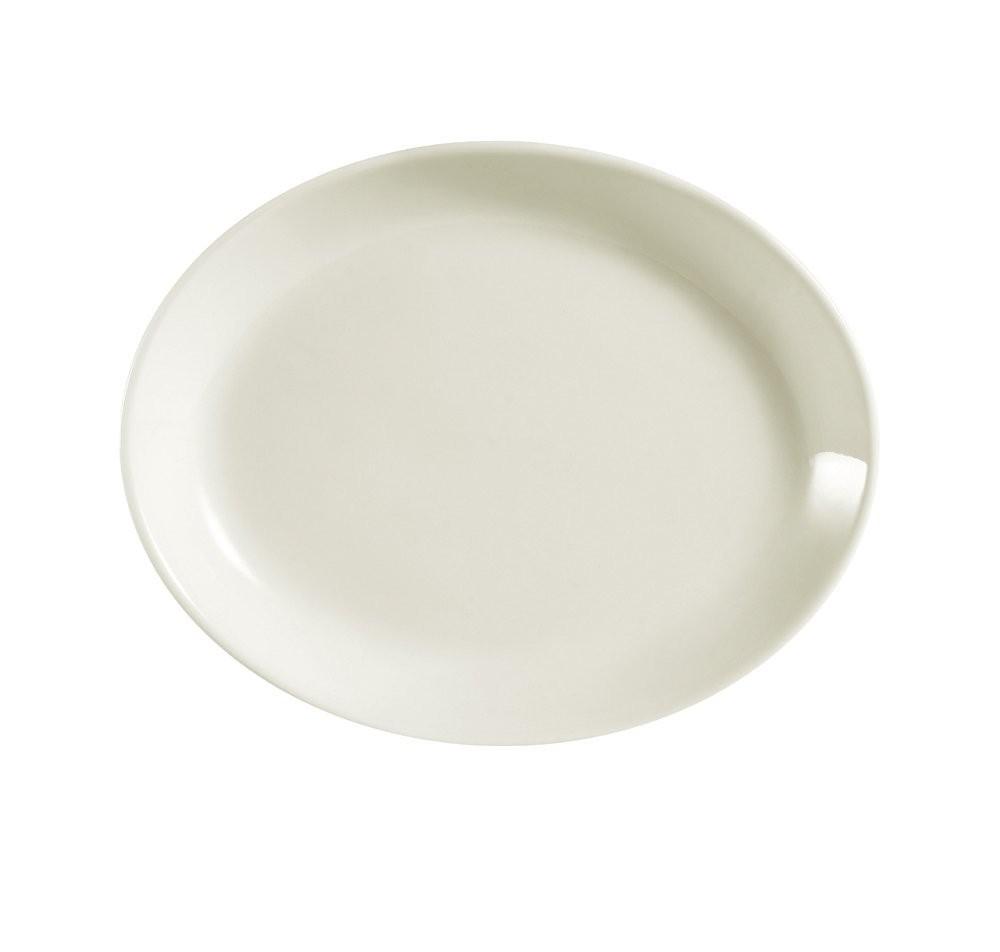 "Yanco RE-14 Recovery 12 1/2"" Oval Platter"