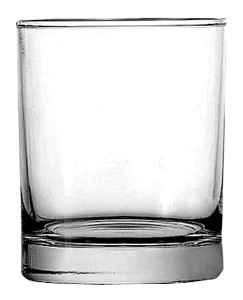 Anchor Hocking 3143U Concord 12.5 oz. Double Old Fashioned Glass