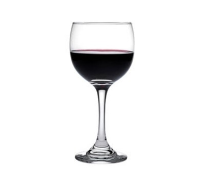 Anchor Hocking 90242 12.5 oz. Grand Balloon Red Wine Glass