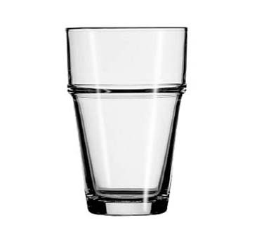 Anchor Hocking 73012 The Stackables 12 oz. Beverage Glass
