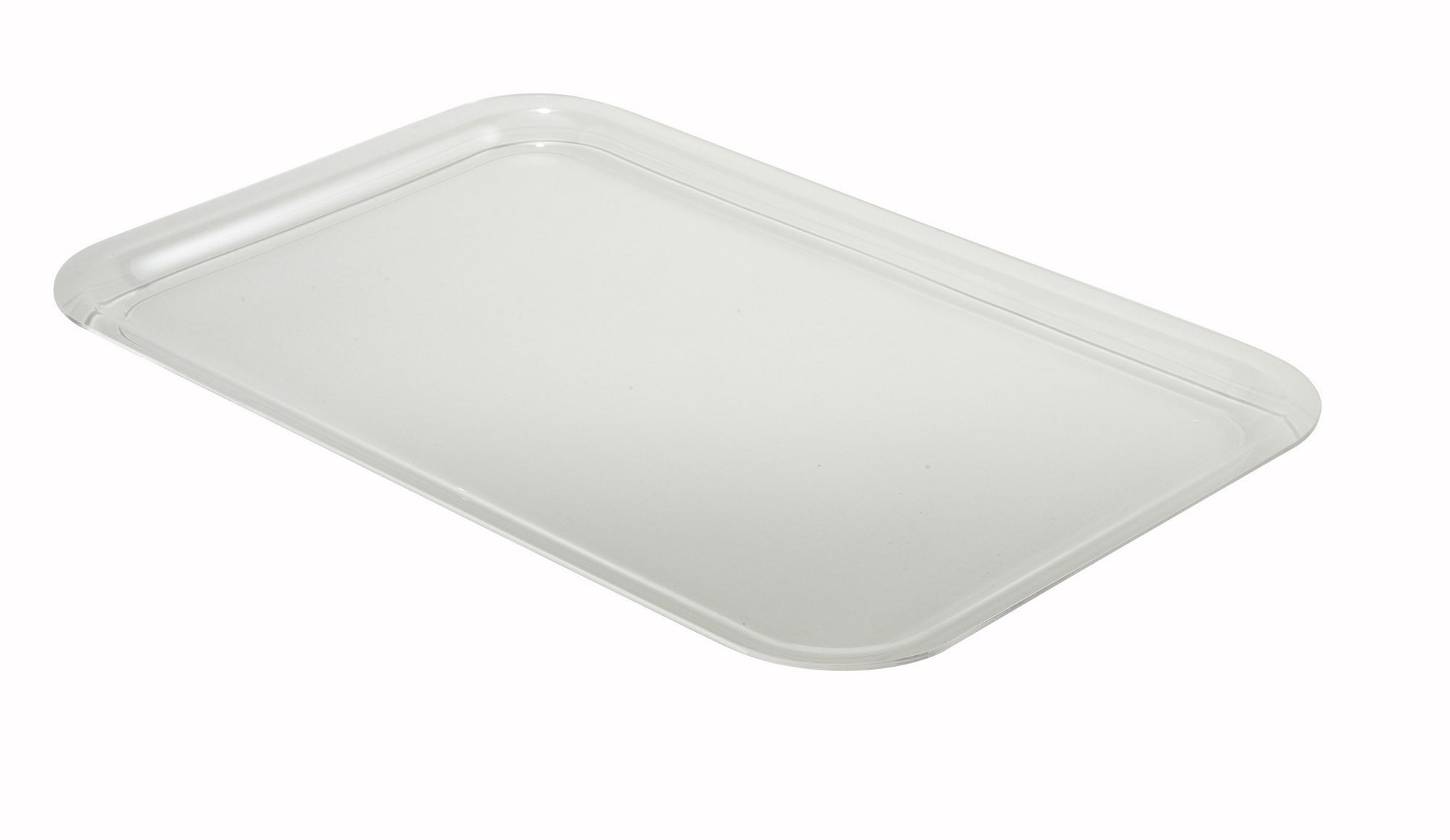 "Winco ADC-TY Replacement Acrylic Tray for Pastry Display Cabinet 13-1/4"" x 20-1/4"""