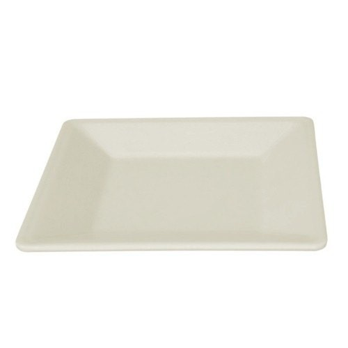 Thunder Group PS3214V Passion Pearl Melamine Square Plate 13 3/4""