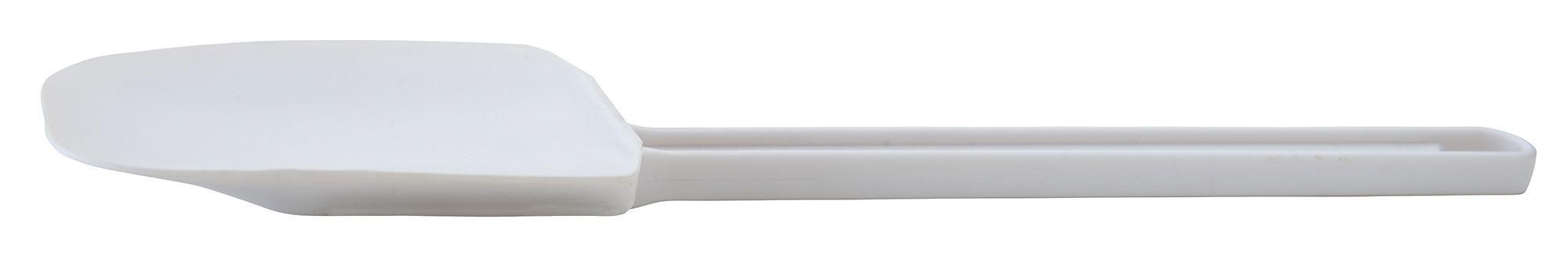 "Winco PSGE-14 14"" Bowl Shaped Plastic Scraper"
