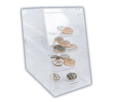 "Thunder Group PLDC002 4 Tray Bakery Display Cabinet 14"" x 24"" x 24"""