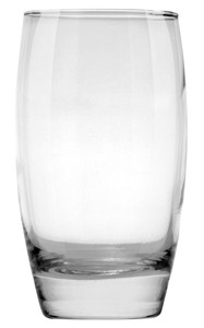 Anchor Hocking 90046 Reality 14 oz. Tumbler Glass
