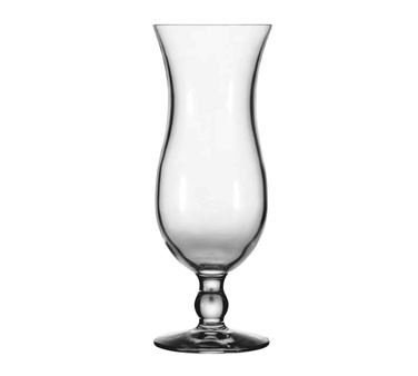 Anchor Hocking 524UX 15 oz. Footed Hurricane Glass