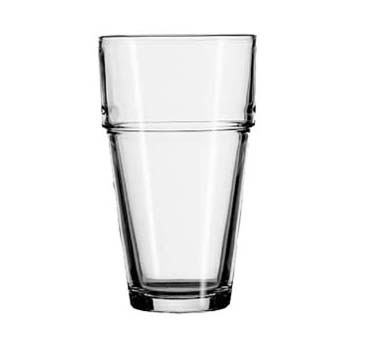 Anchor Hocking 73017 The Stackables 16 oz. Cooler Glass