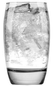 Anchor Hocking 90047 Reality 16 oz. Cooler Glass