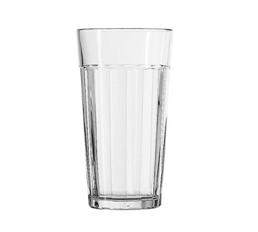 Anchor Hocking 77636 16 oz. Ribware  Iced Tea Glass
