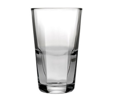 Anchor Hocking 90255 16 oz. Clarisse Stackable Cooler Glass