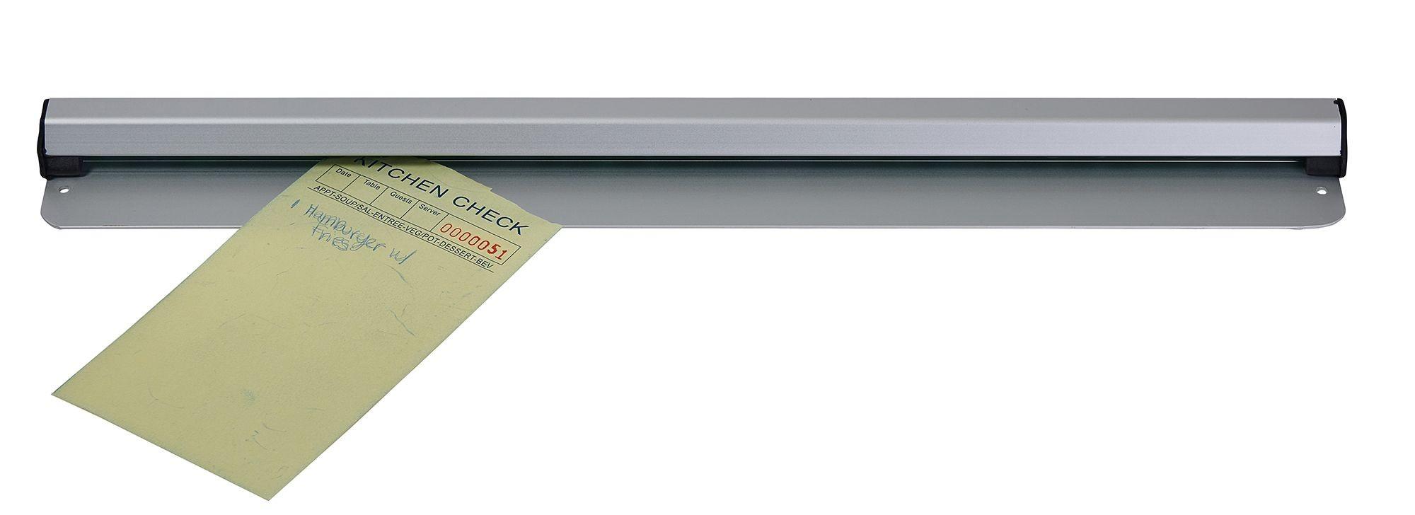 "Winco ODR-18N 18"" Aluminum Order Rack"
