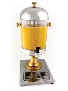 Thunder Group SLRCF0031GH 2.2 Gallon Clear Juice Dispenser