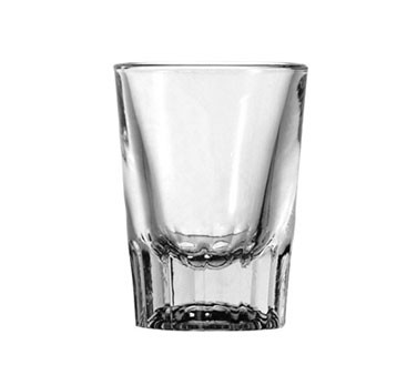 Anchor Hocking 5282U 2 oz. Whiskey / Shot Glass
