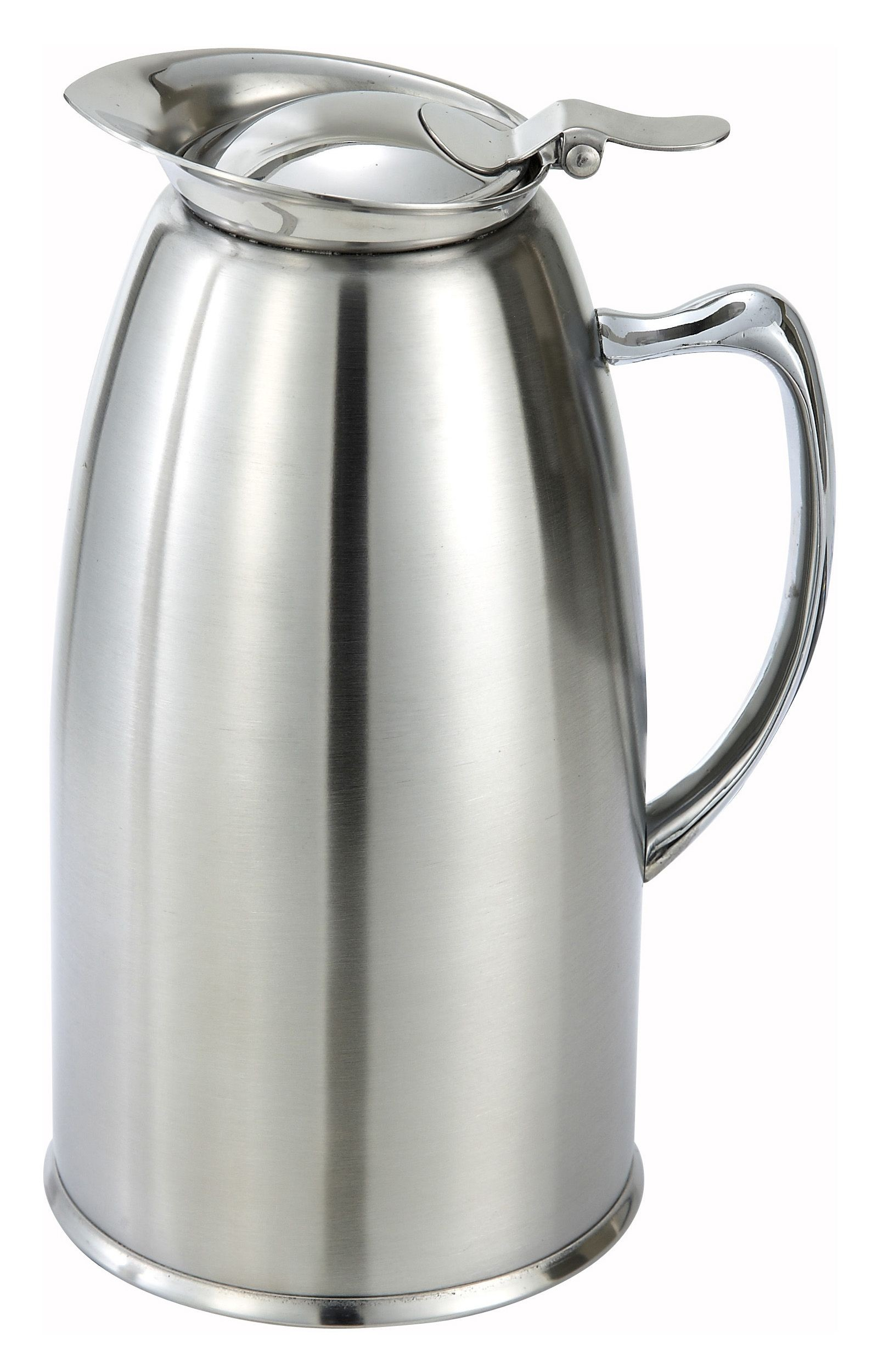 20 Oz S/S Lined Coffee Pot Satin Finished