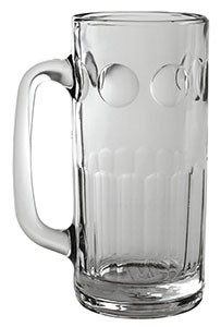 Anchor Hocking 90106 20 oz. Brewhouse Beer Mug