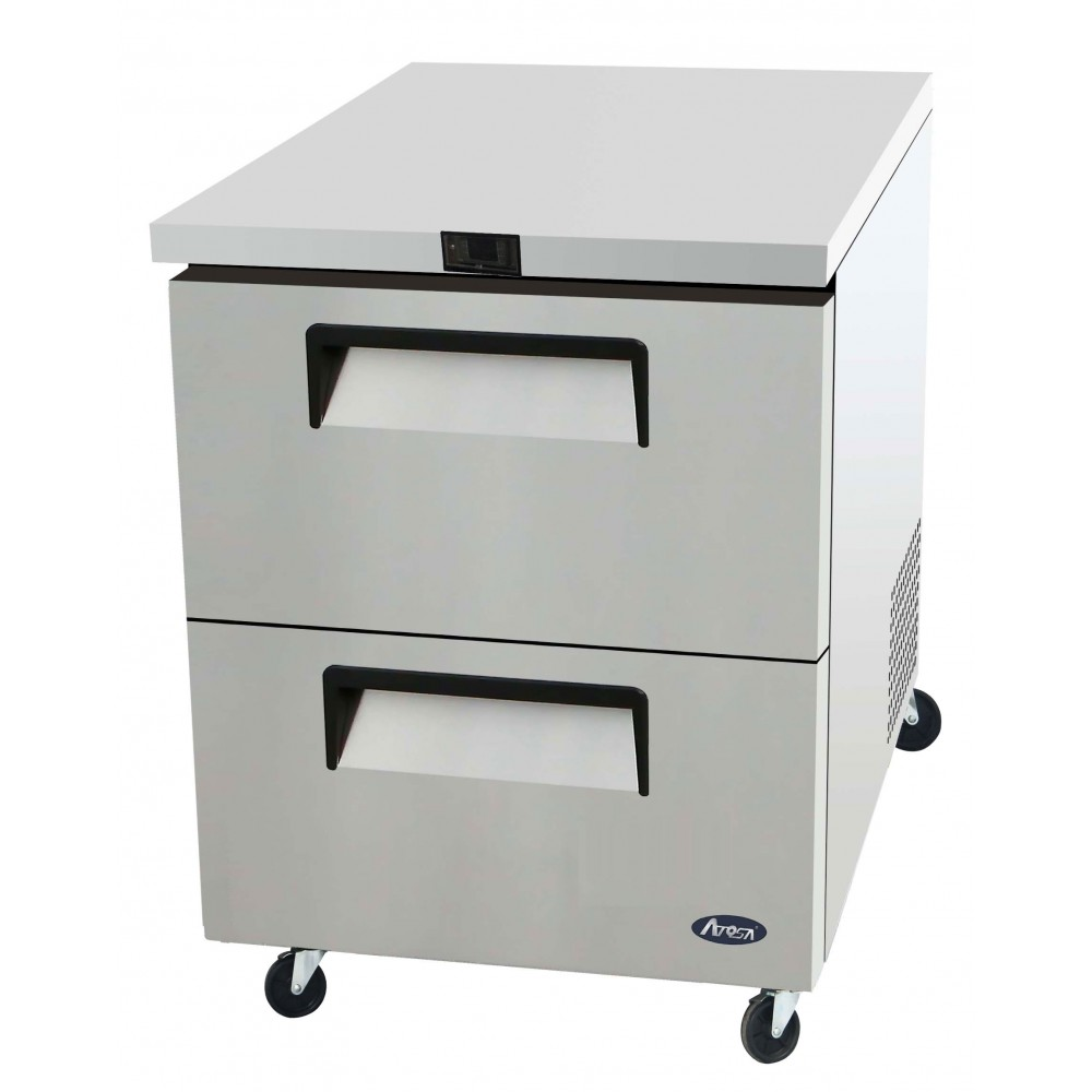 27'' Two-Drawer Undercounter Refrigerator