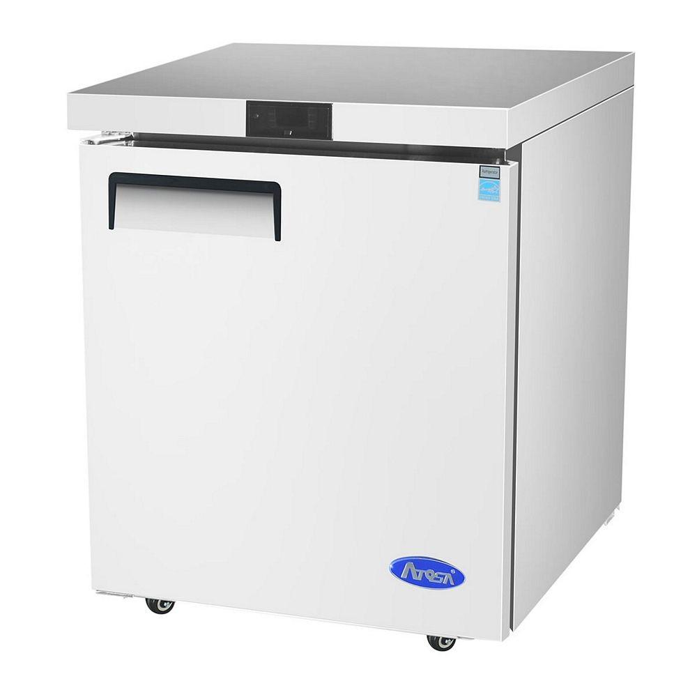 Atosa MGF8405 27'' Undercounter Freezer