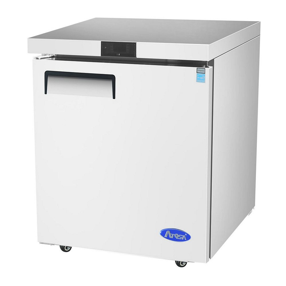 27'' Undercounter-Freezer Dimensions