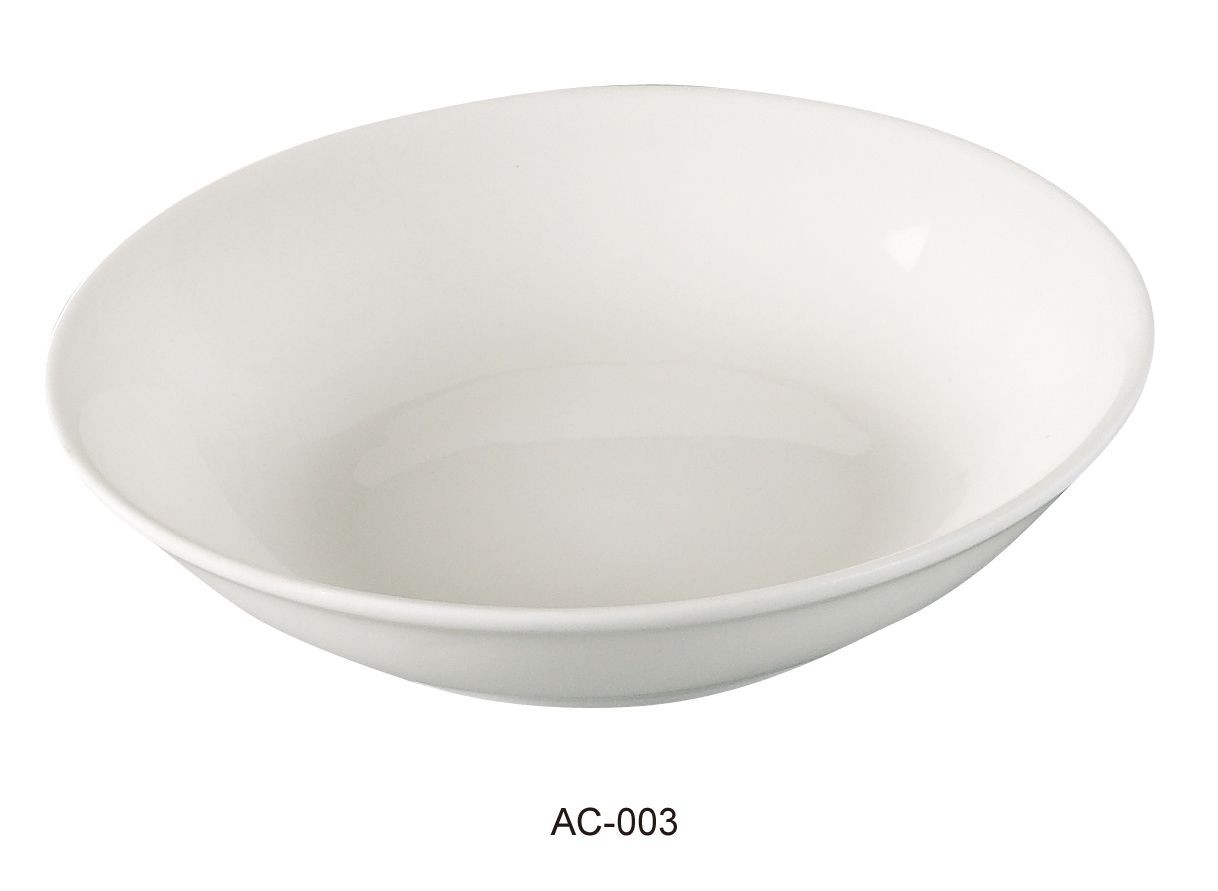 "Yanco AC-003 Abco 3 1/2"" Small Dish 2 oz."