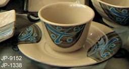 "Yanco JP-9152 Japanese 3.5"" Tea Cup 6 oz."