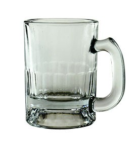 Anchor Hocking 90069 3.5 oz. Beer Tasting Mug