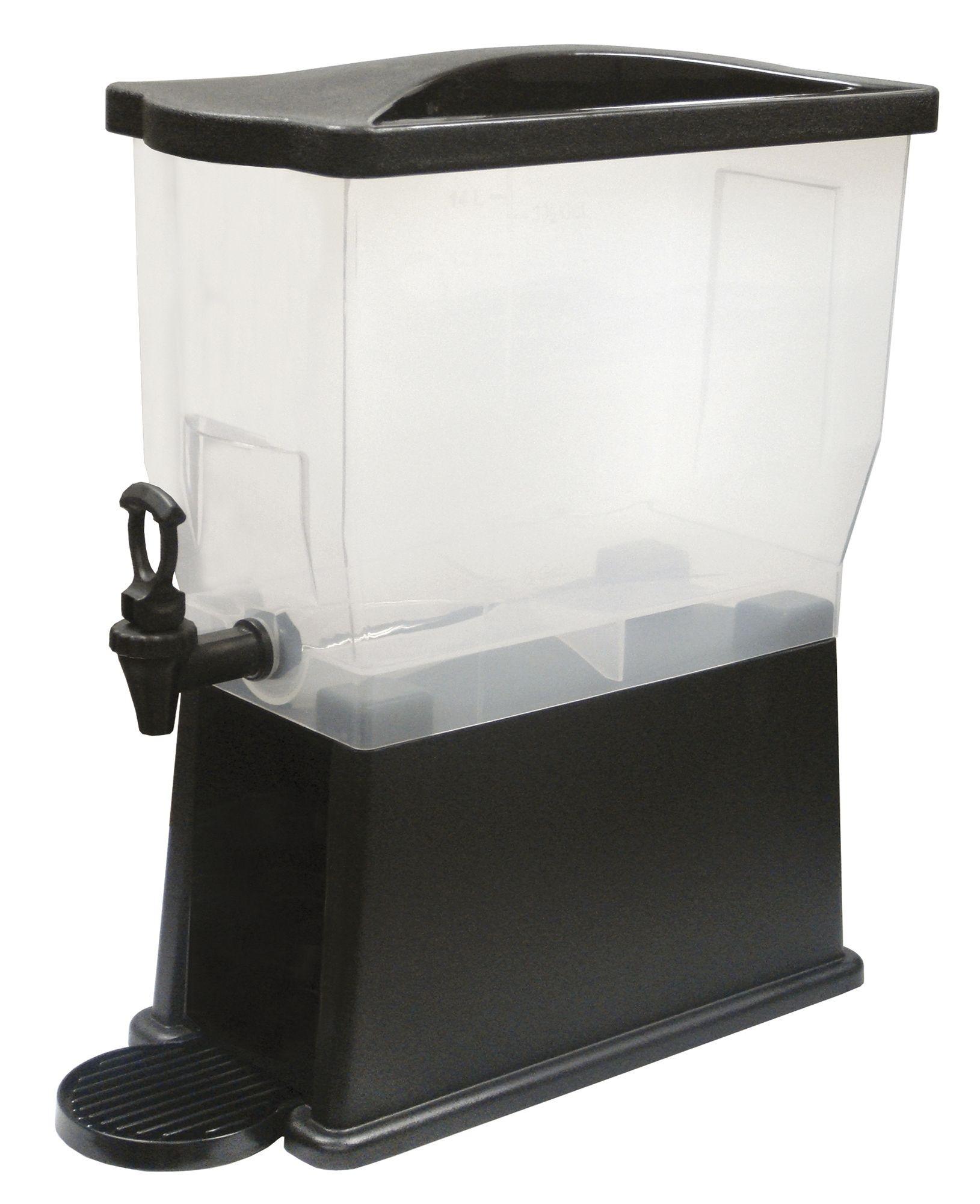 Winco PBD-3 Beverage Dispenser 3 Gallon
