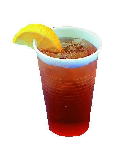 3 Oz Translucent Plastic Cup