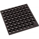 Winco RBMH-35K Black Anti-Fatigue Mat 3' x 5' x 3/4'