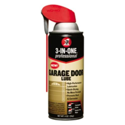 3-in-1 Professional Garage Door Lubricant