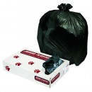 30 X 36 Heavy Weight Garbage Can Liner, .5 Mil, Black