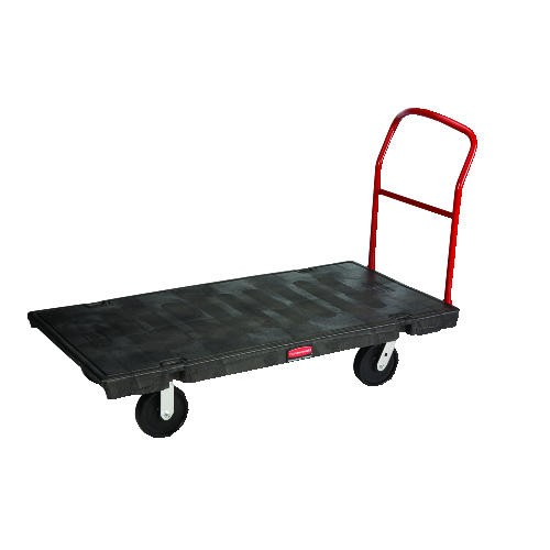 30 X 60 Heavy-Duty Platform, 2500 lb Capacity, Black