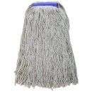Winco MOP-32WC White Yarn Mop Head, Cut Head 800g, 32 oz.