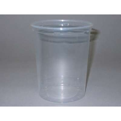 32Oz Clear Container500/Case Deli