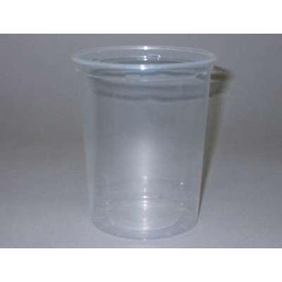 32Oz Clear Container500/Case Deli