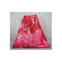 33X39 Ld Hex Flat Bag Lnr 1.3G Red 150/Cs