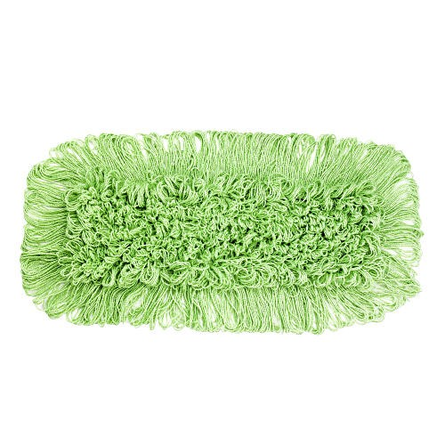 36 X 5 Green Echo Looped End Dust Mop Refill
