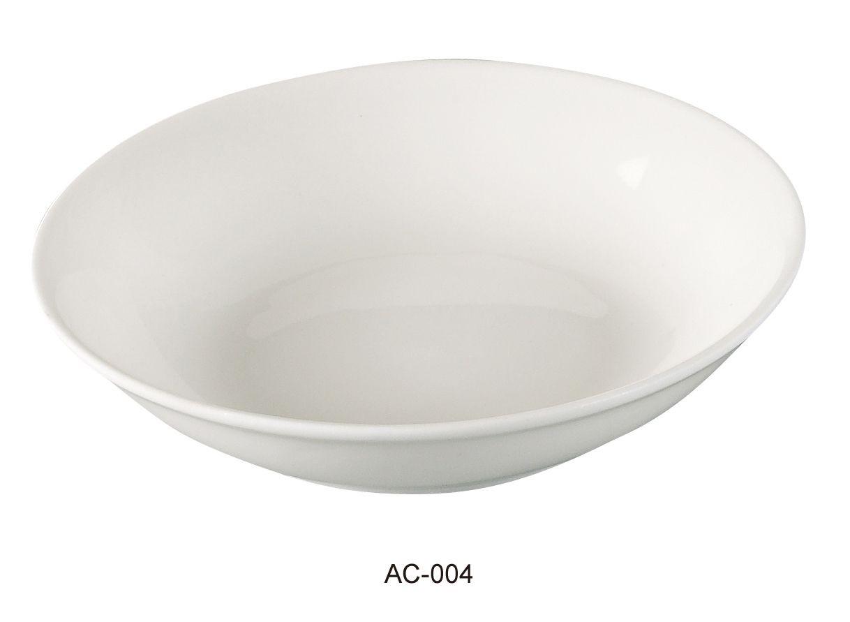 "Yanco AC-004 Abco 4"" Small Dish 4 oz."