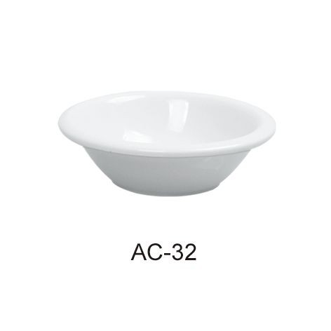 "Yanco AC-32 Abco 4 1/4"" Fruit Bowl 3.5 oz."