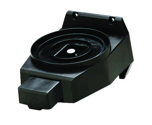 4.5 lb Cartridge Creme-Style Dispenser, Black